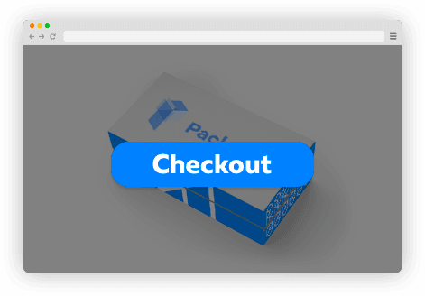 Step 3: Hit checkout and our team of packaging specialists will manually review your artwork and make sure everything will be just as you intended before going to press.